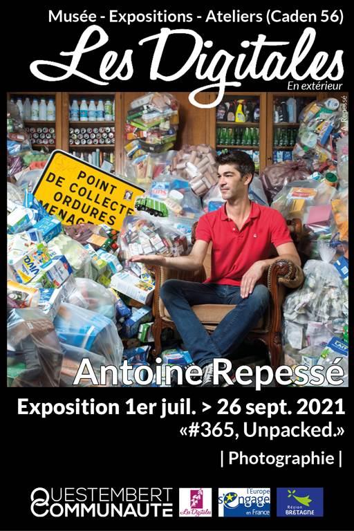 Expo Antoine Repessé - Caden