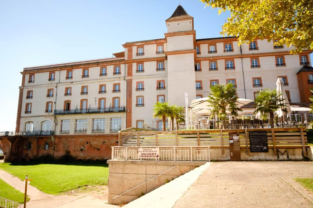 Hotel & Spa Le Moulin de Moissac *** - Restaurante en la M.1474