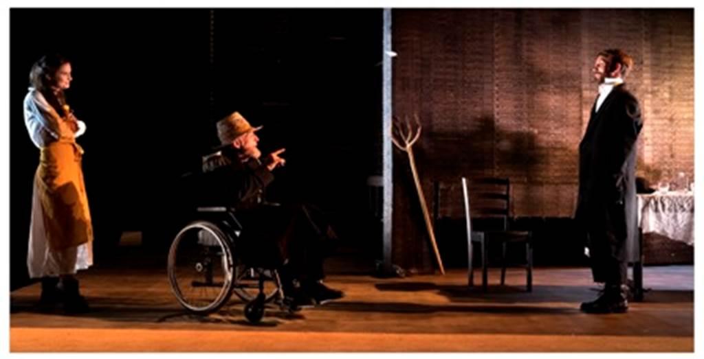 Théâtre : 3 pièces en 1 acte