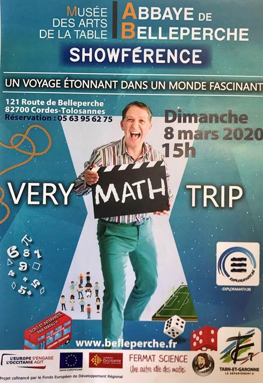 Very Math Trip - 15h