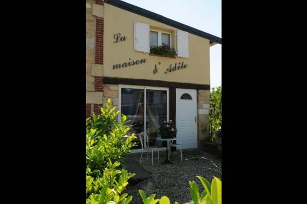 La Maison d'Adèle, maison rénovée proche lac de Bairon, balades en forêt, vélo, cheval