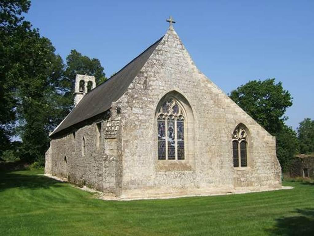 Chapelle de l'Hermain - Molac