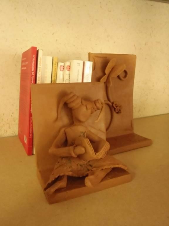 Atelier poterie - Saint-Gravé
