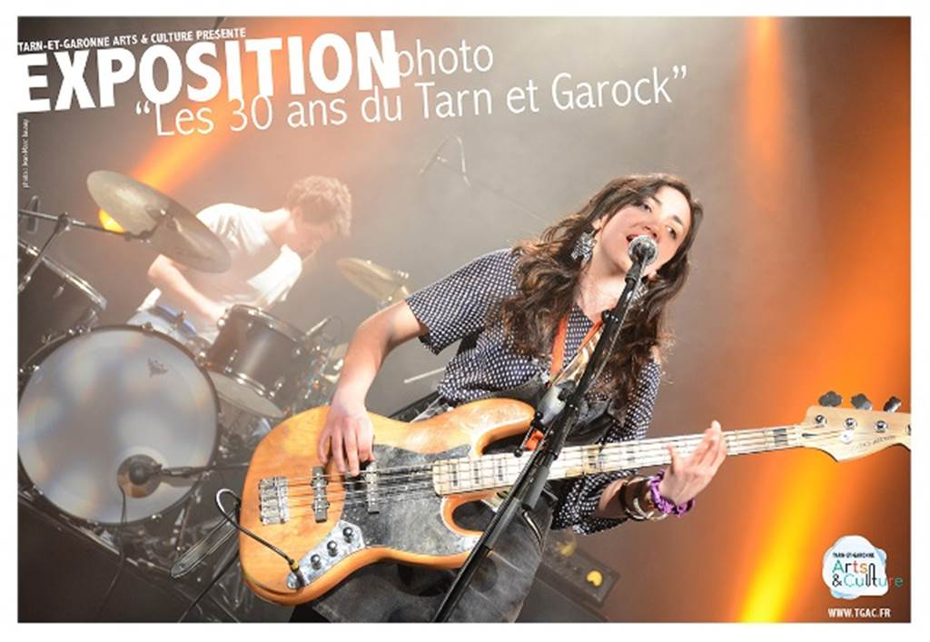 Exposition photo « Les 30 ans du Tarn et Garock »