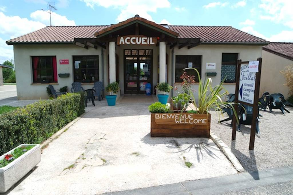 Village Vacances Parc du Faillal - Chalet 4/5 pers.