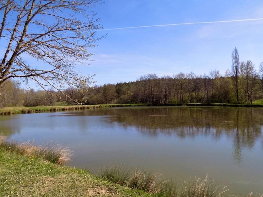 Le lac de Requech