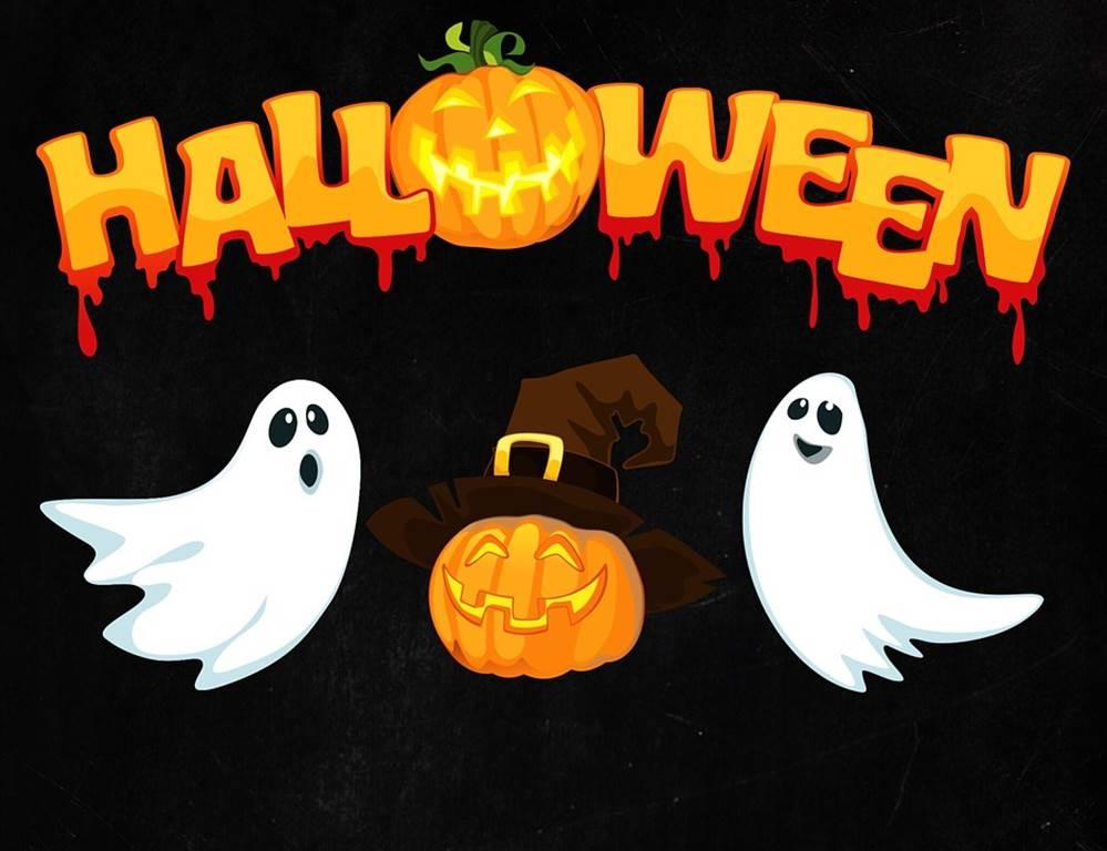 Halloween avec les enfants de Cordes