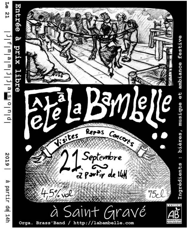 Brasserie la Bambelle - St Gravé