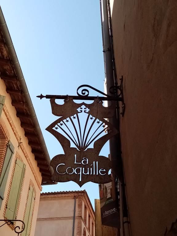 Gite La Coquille Les Portes ouvertes roses de La Coquille! Du Mard