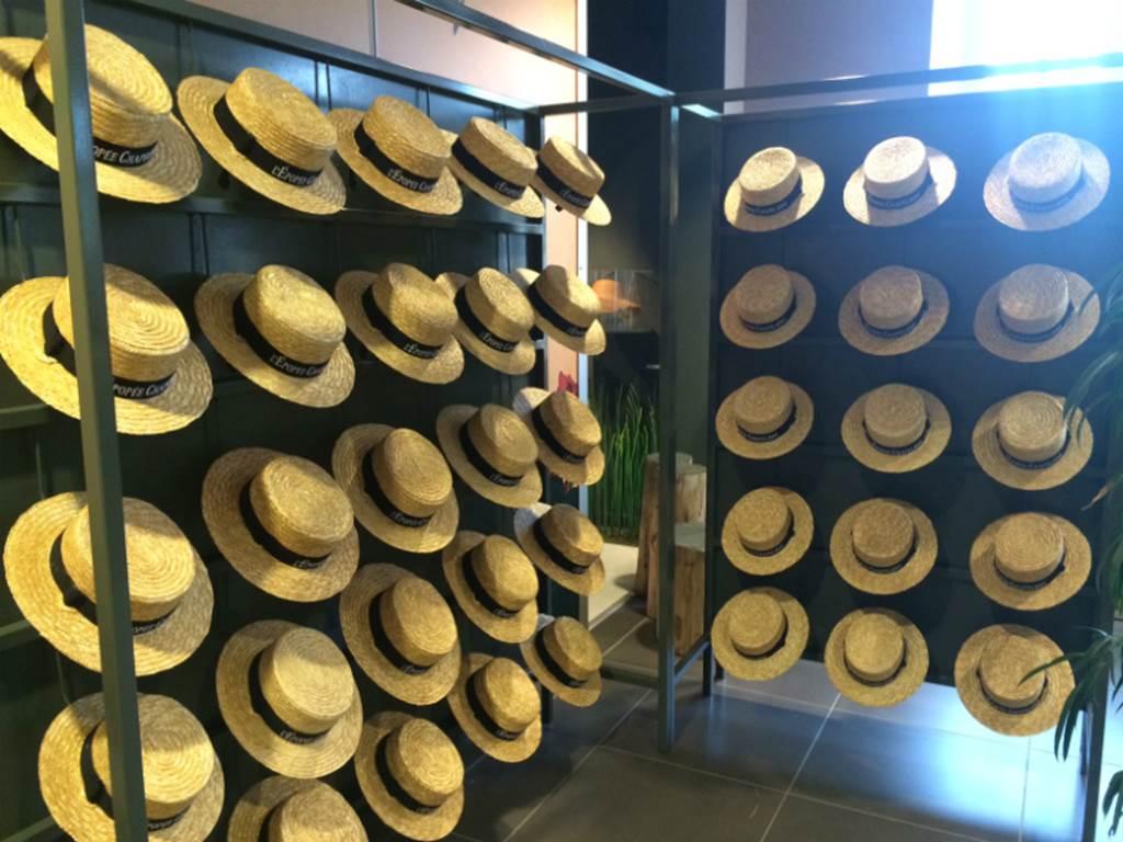 Epopée du chapeau - Caussade