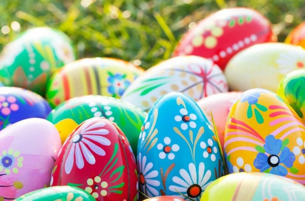 Omelette Pascale et Chasse aux œufs de Pâques