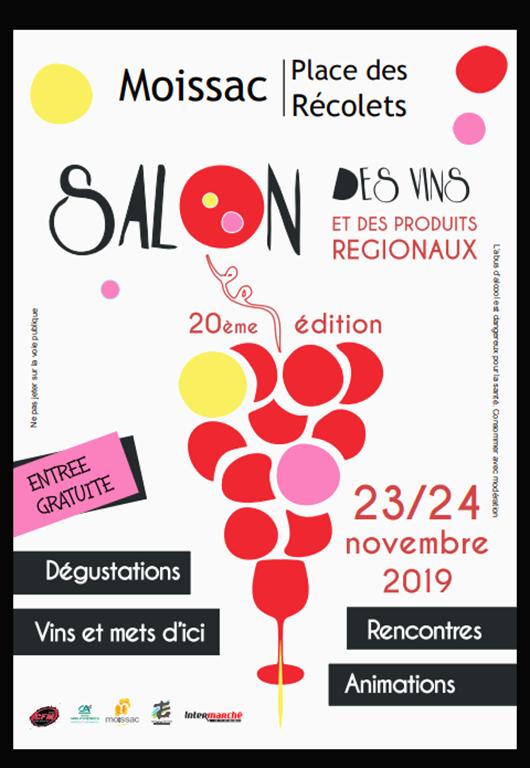 Salon des Vins et des produits régionaux