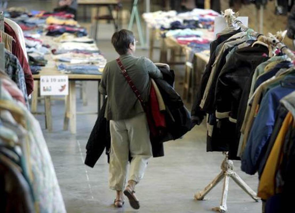 Bourse aux vêtements - Malansac