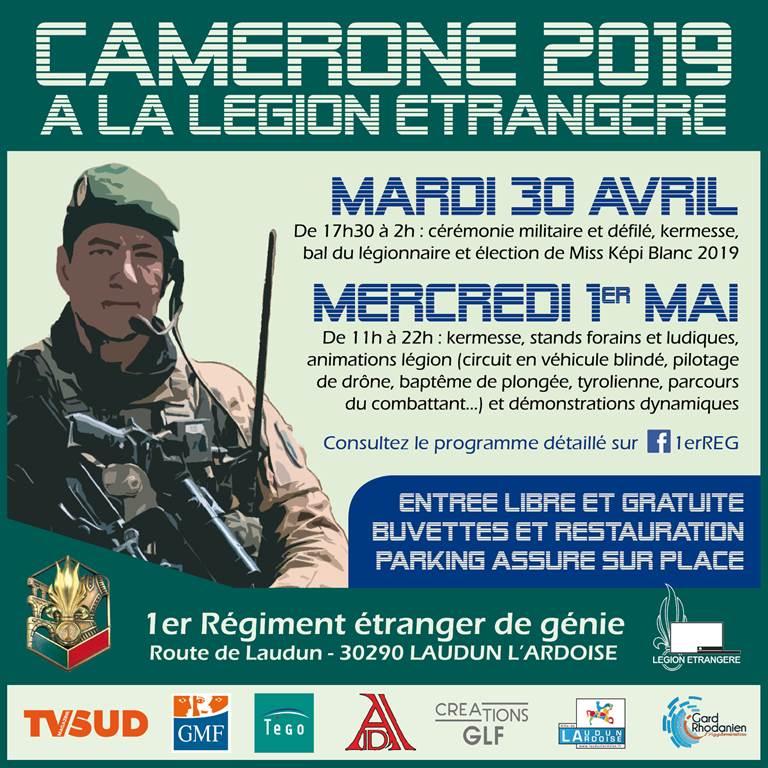 Camerone à la Légion Etrangère