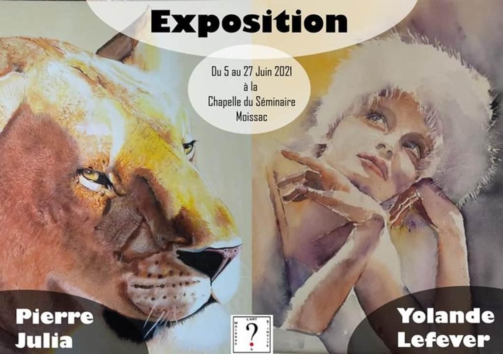 Exposición Del 5 al 27 de junio de 2021 capilla del seminario
