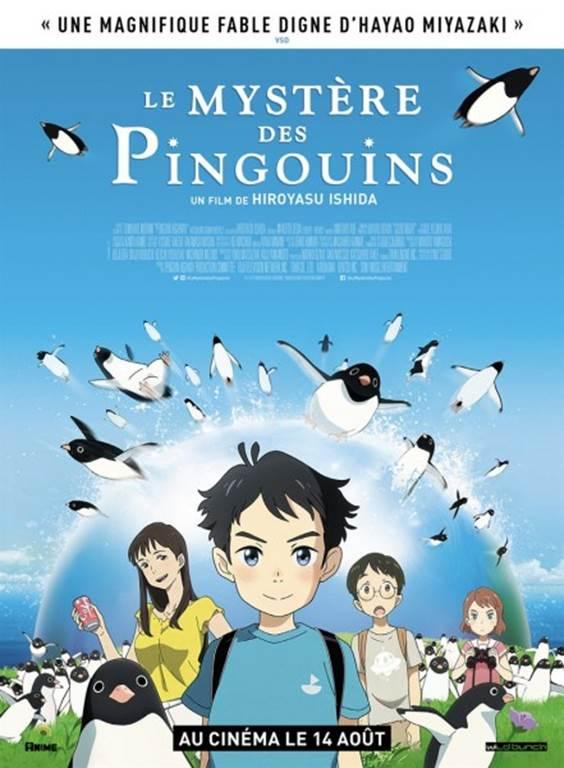 Ciné junior Le mystère des pingouins (Crédit photo : Iris cinéma )