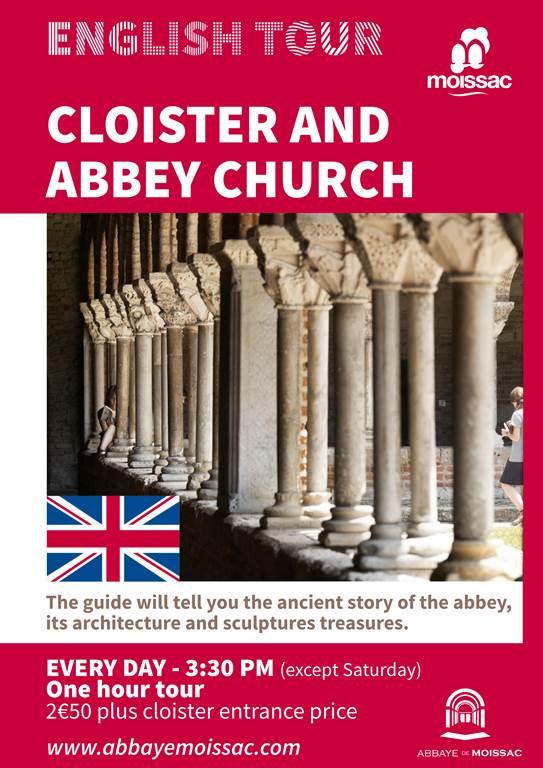 Cloister and abbey church