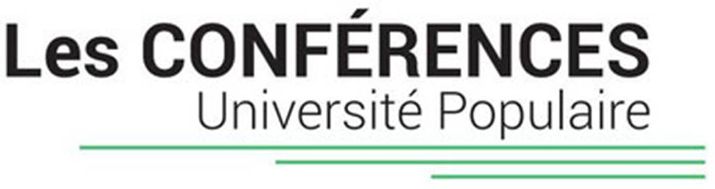 Conférence de l'Université populaire