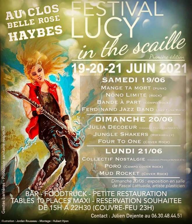 Festival LUCY in the scaille