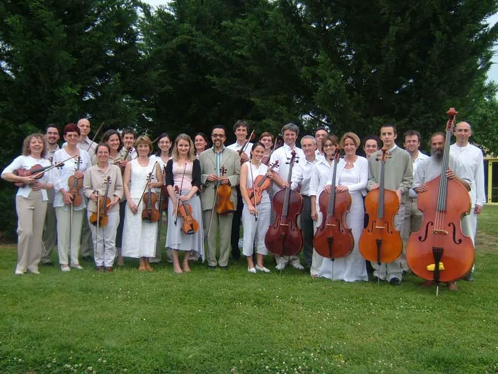 Concert de l'orchestre « Divertimento »