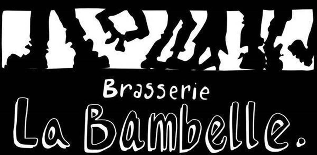 Logo Brasserie La Bambelle - Saint-Gravé