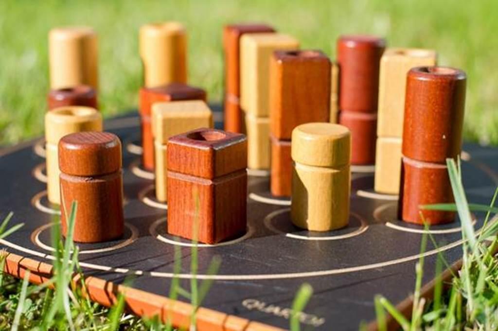 Fabriquez votre jeu de société en bois - Larré