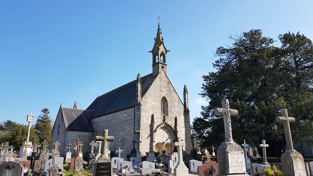 Chapelle Saint-Michel - Questembert