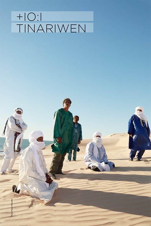 Tinariwen - 1ère partie La Bedoune