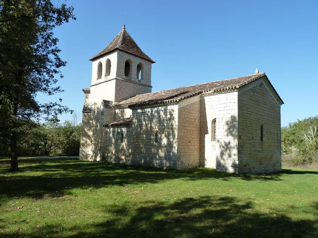 Eglise de Notre Dame de Saux