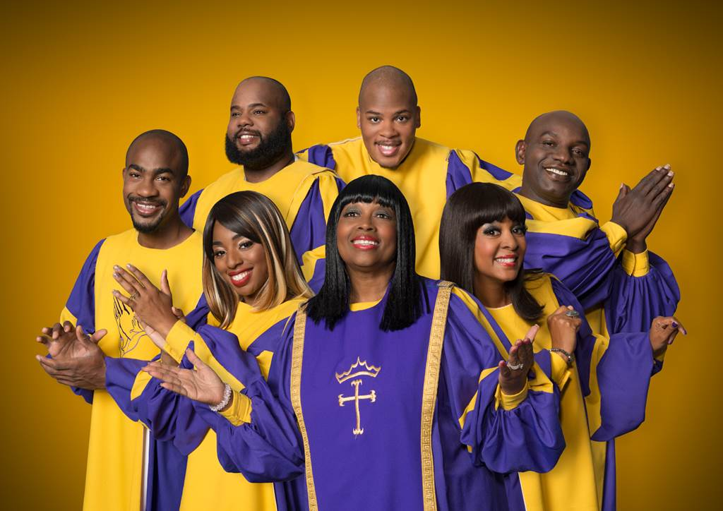 The Glory Gospel Singers de New York - 21 h