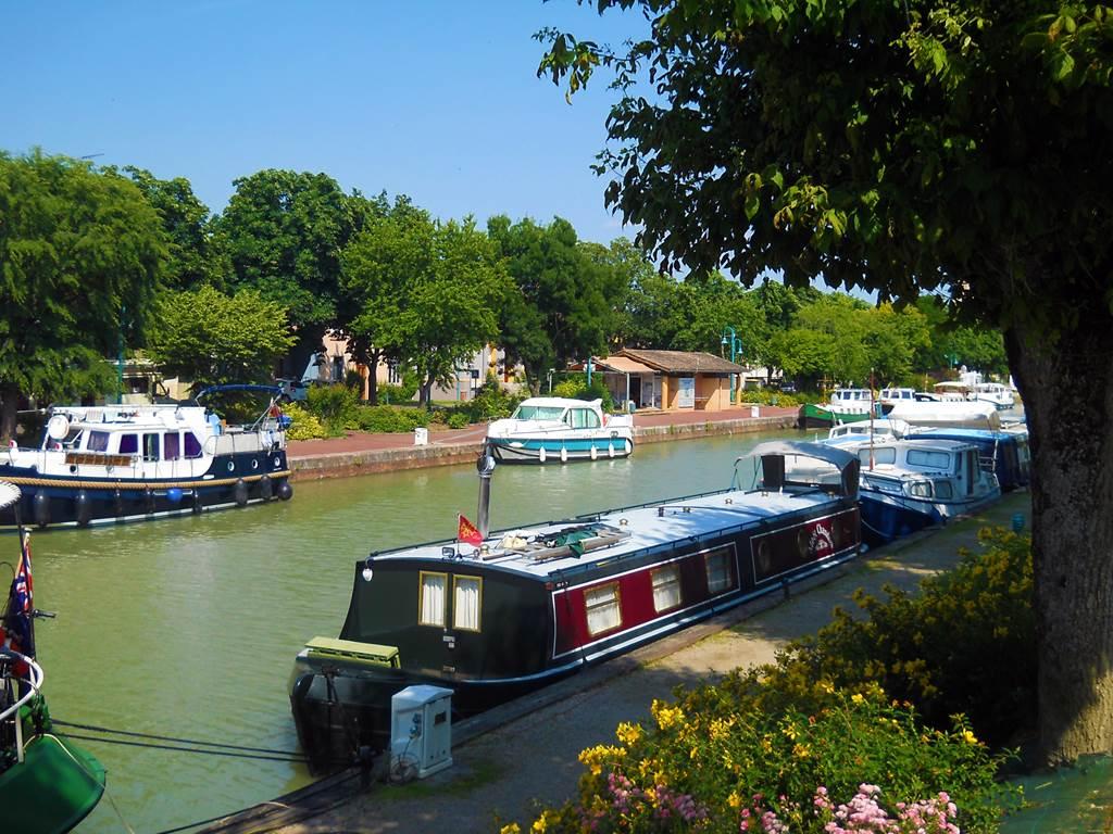 Ports de Plaisance de Moissac