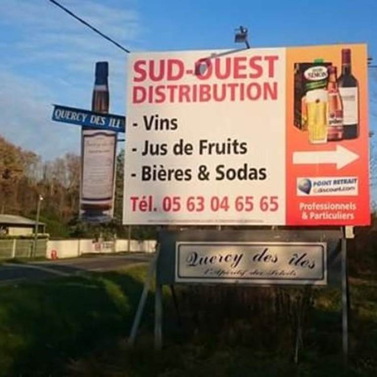 Sud Ouest Distribution Alimentaire