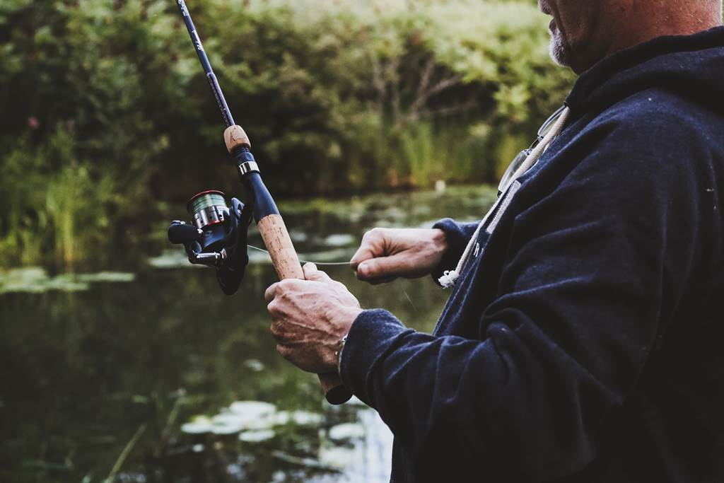 Pescar en Moissac
