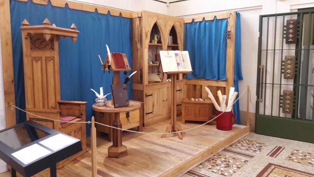 Le Scriptorium - L'atelier du copiste