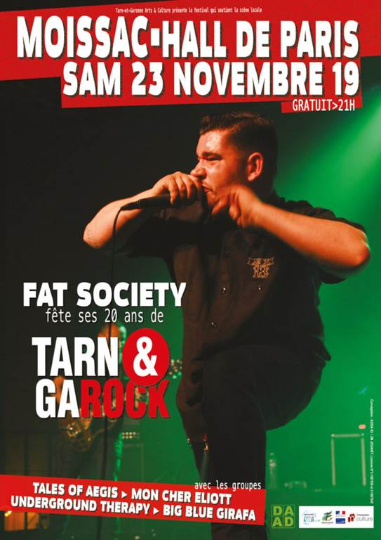 29ème édition Tarn & Garock