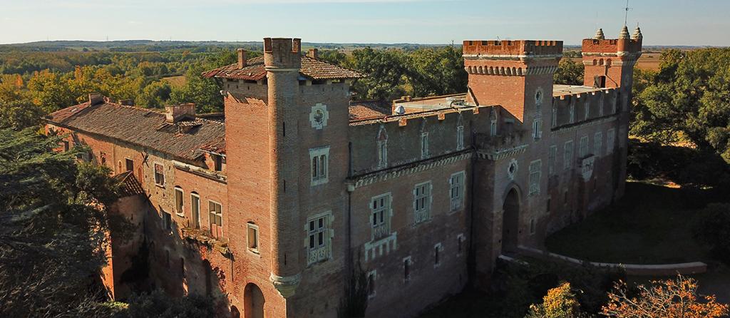 Hotel Château de Terrides (no clasificado)