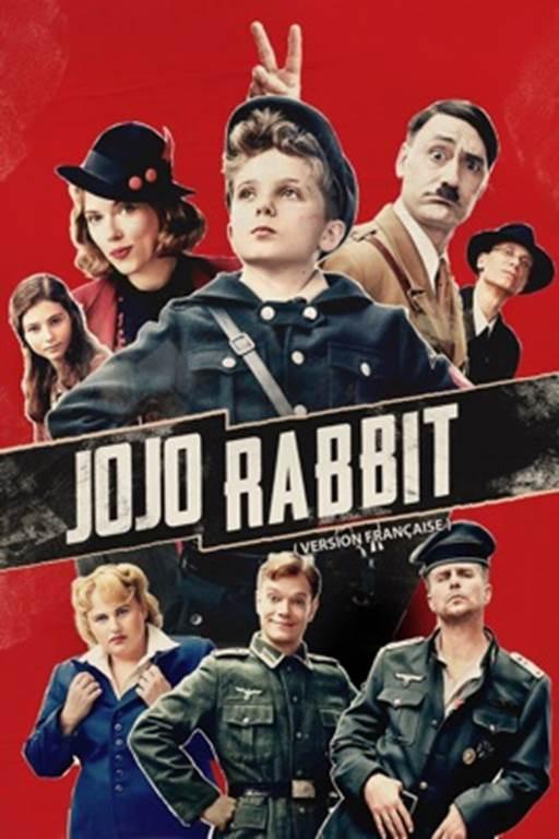 Ciné plein air Quercinété : Jojo Rabbit - 22h00