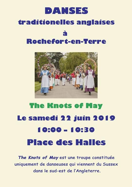Danses anglaises - Rochefort en Terre (Crédit photo : Affiche )