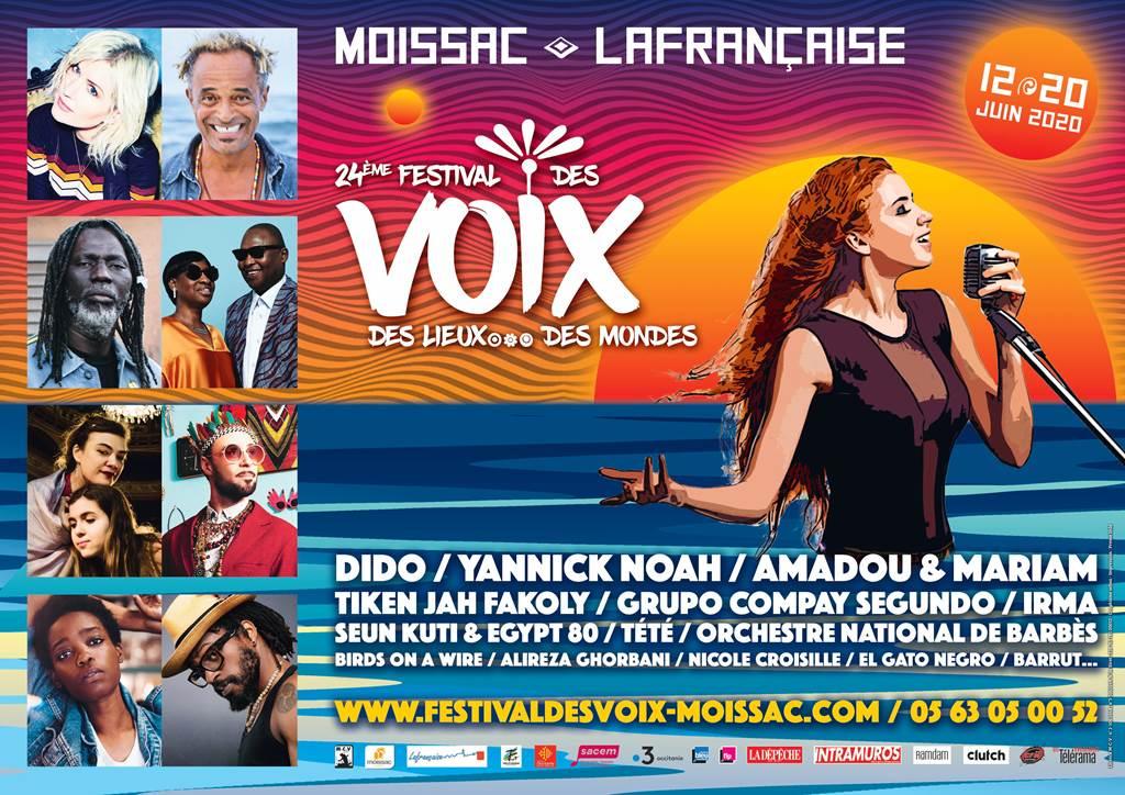 24ème Festival des Voix, des Lieux.., des Mondes