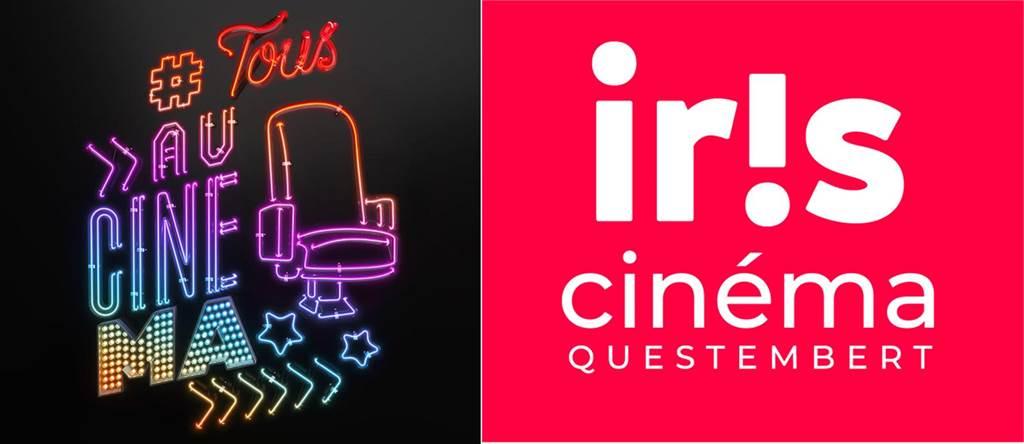 Ré-ouverture du cinéma Iris - Questembert