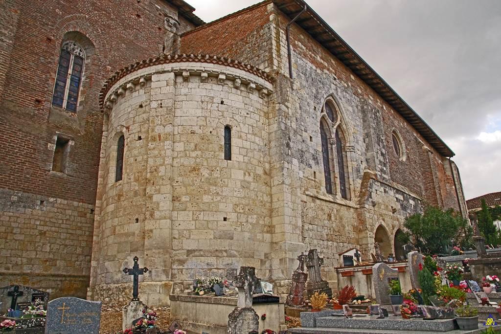 Les rendez-vous du samedi - L'église Saint-Pierre d'Auvillar - 15H