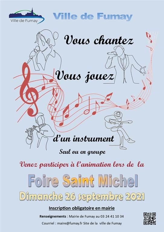 Foire-Saint-Michel