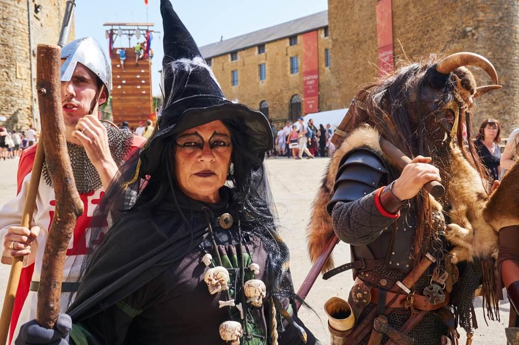 Annulation - Festival Médiéval de Sedan
