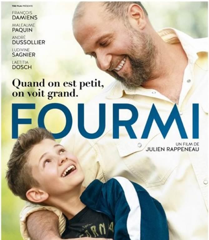 Ciné plein air Quercinété : Fourmi - 21H30