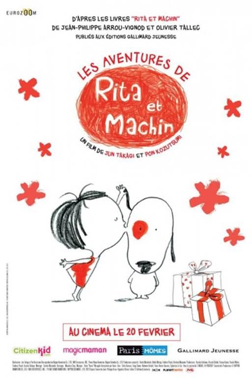 Les aventures de Rita et Machin (Crédit photo : Iris Cinéma )