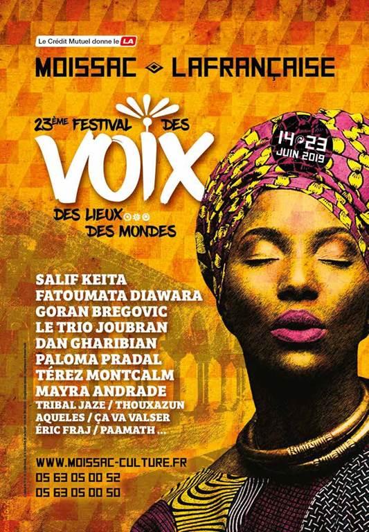 Festival des voix, des lieux, des mondes 2019