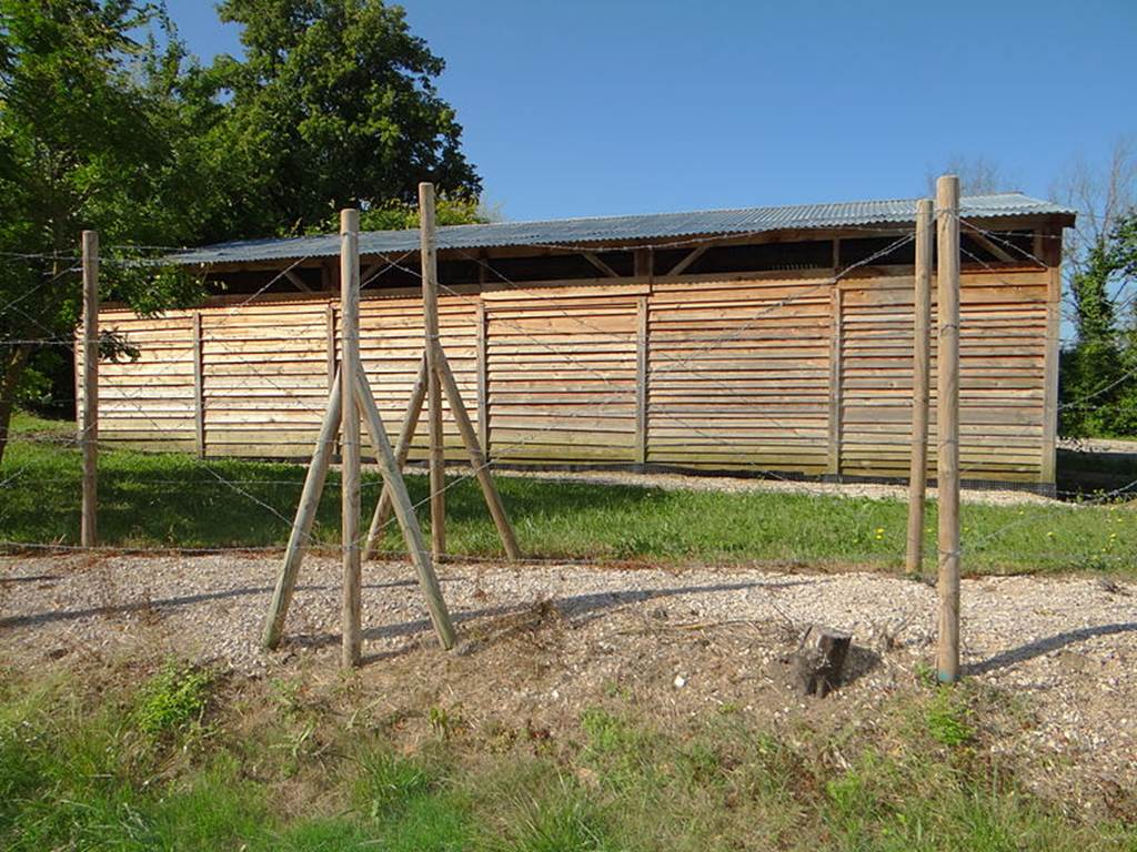 Le Mémorial du Camp de Judes