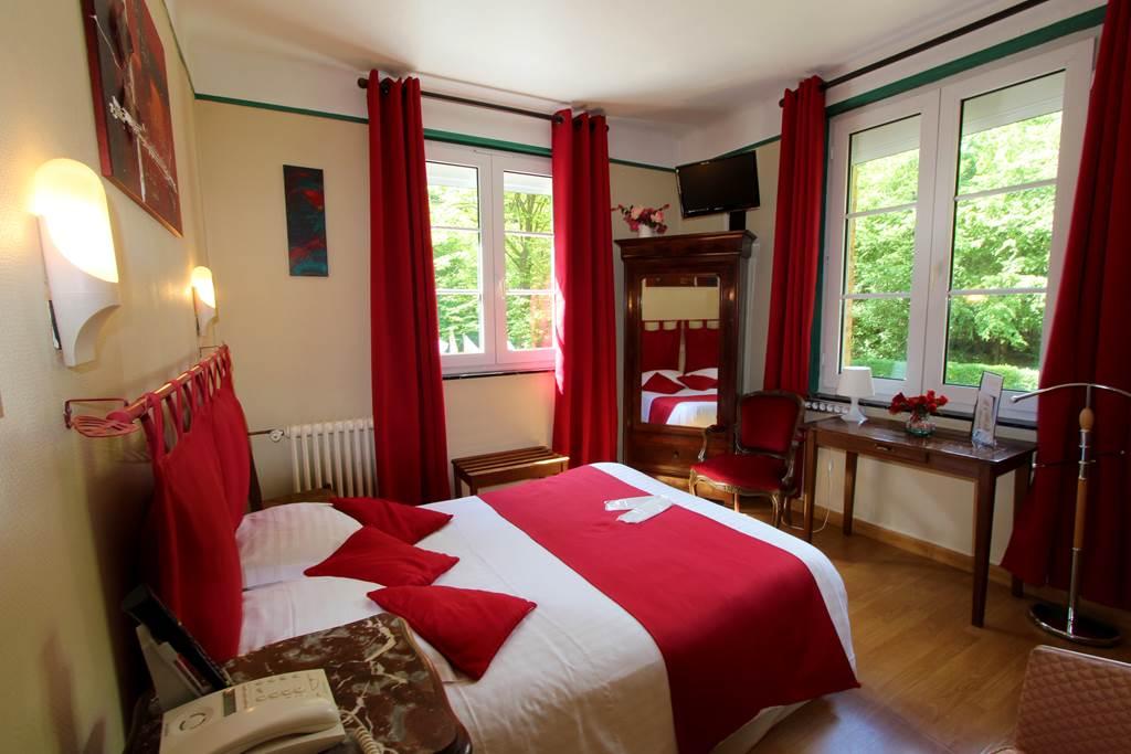 Hôtel L'Ermitage du Moulin Labotte