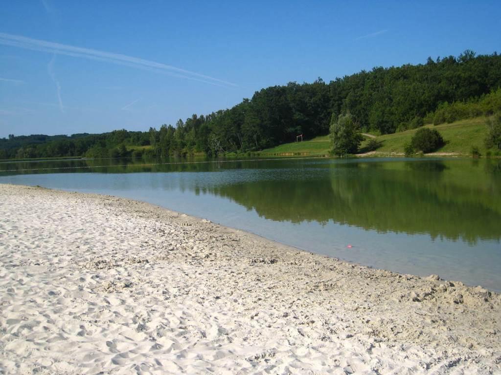 Le lac du Malivert