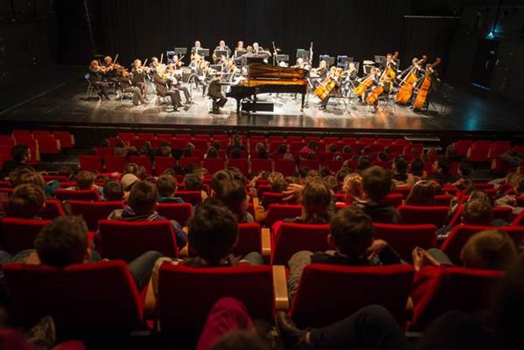 Concert Orchestre Symphonique de Bretagne - Questembert (Crédit photo : Alessandro Gui )